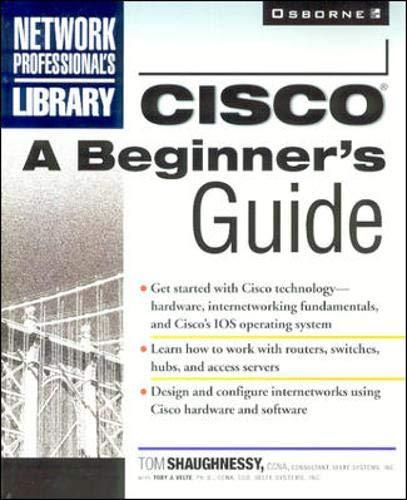 9780072121155: CISCO: A Beginner's Guide
