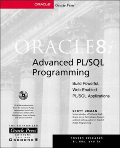 9780072121469: Oracle Advanced PL/SQL Programming (Oracle Press Series)