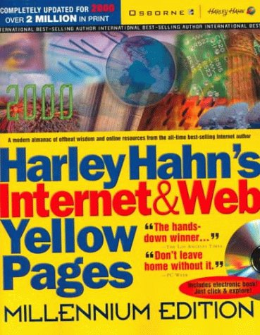 9780072121704: Harley Hahn's Internet & Web Yellow Pages, Millennium Edition