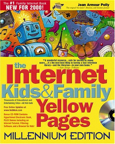9780072121858: Internet Kids & Family Yellow Pages: 2000 Edition