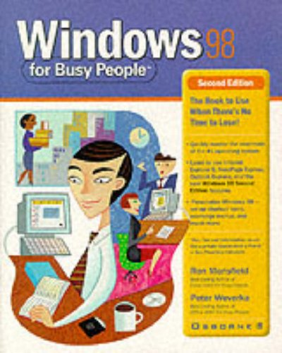 9780072122039: Windows 98 for Busy People