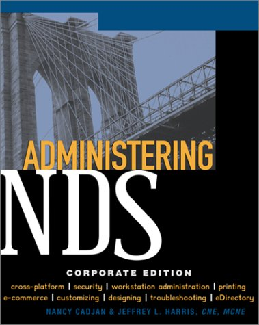 9780072122084: Administering NDS, Corporate Edition
