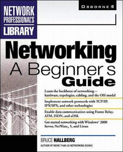 9780072122268: Networking: A Beginner's Guide