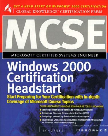 9780072122503: MCSE Windows 2000 Certification Preview