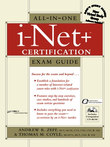 9780072122657: All-in-One i-Net+ Certification Exam Guide