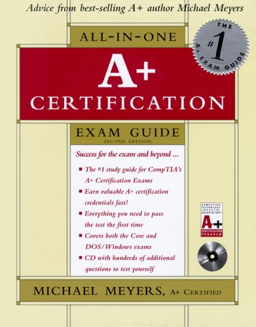 9780072122664: A+ All-In-One Certification Exam Guide