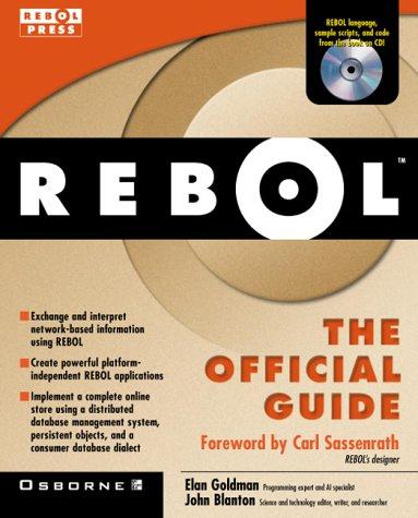 9780072122794: REBOL: The Official Guide (REBOL Press)