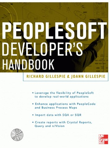 9780072123944: Peoplesoft Developer's Handbook
