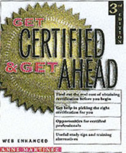 9780072123951: Get Certified and Get Ahead (Technical Expert)