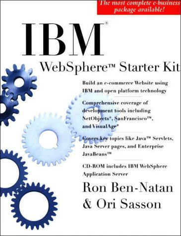 9780072124071: IBM WebSphere Starter Kit (Book/CD-ROM package)