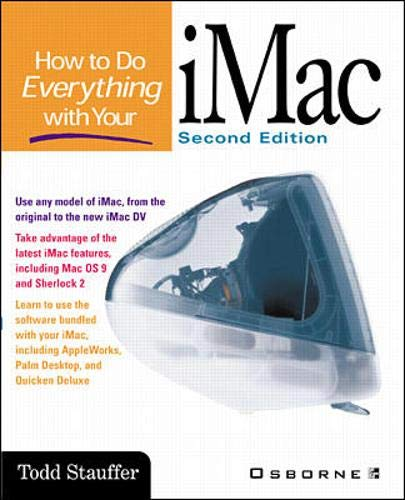 9780072124163: How to Do Everything With Your Imac