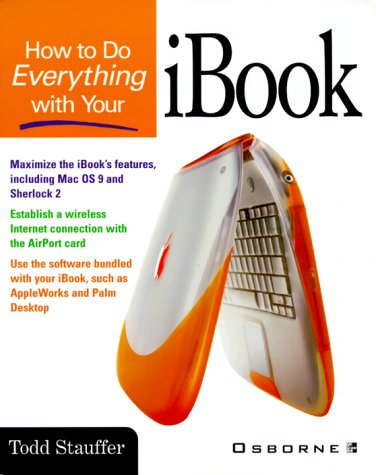 9780072124194: How to Do Everything with Your Ibook