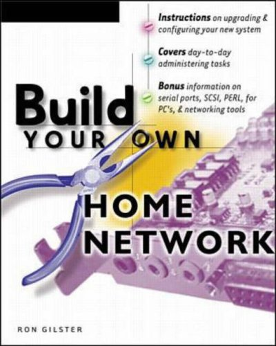 9780072124668: Build Your Own Home Network