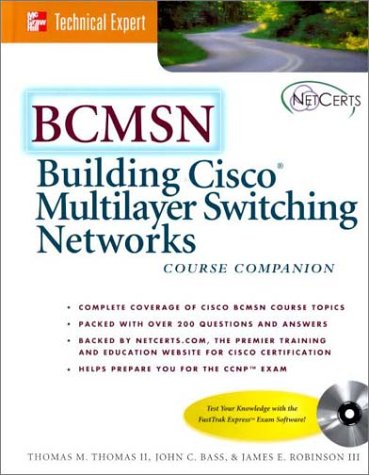 9780072124743: BCMSN: Building Cisco Multilayer Switched Networks