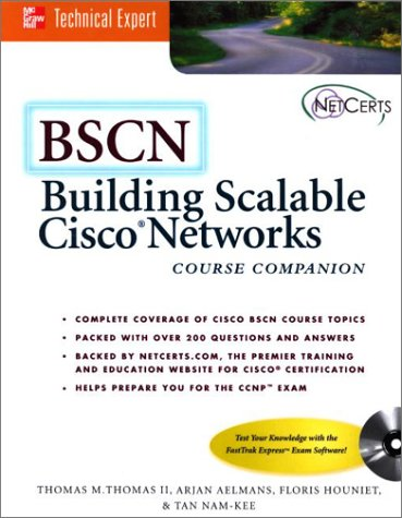 9780072124774: BCSN: Building Scalable Cisco Networks (Book/CD-ROM package)