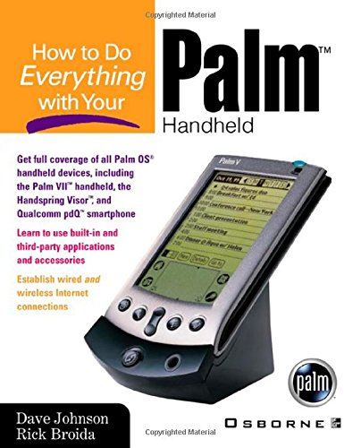 9780072124903: How to Do Everything With Palm Handheld