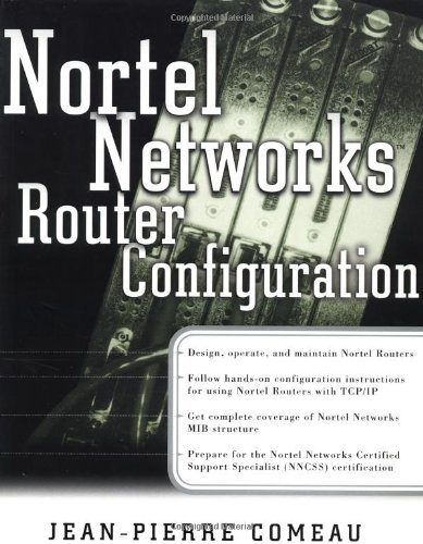 9780072125337: Nortel Networks Router Configuration