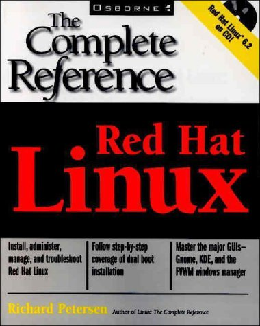 9780072125375: Red Hat Linux: The Complete Reference (Book/CD-ROM package)