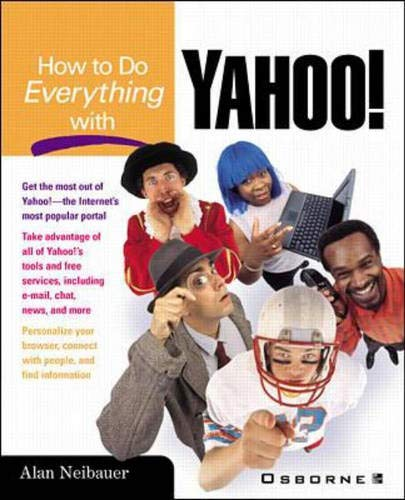 9780072125610: How to Do Everything with Yahoo!