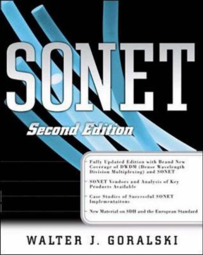 9780072125702: SONET/SDH (Networking Series)