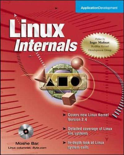 9780072125986: Linux Internals (Application Development)