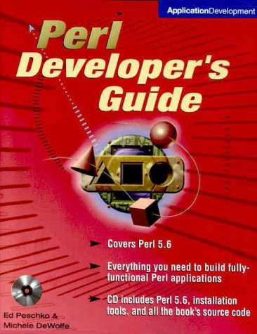 9780072126303: Perl Developer's Guide (Book/CD-ROM package)