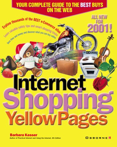 9780072126310: Internet Shopping Yellow Pages: 2001 Edition