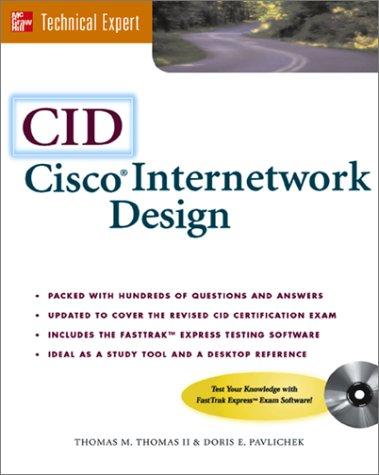 9780072126532: CID: Cisco Internetwork Design
