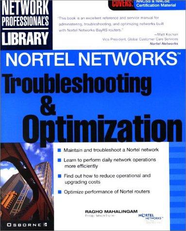 9780072126549: Nortel Networks Troubleshooting & Optimization
