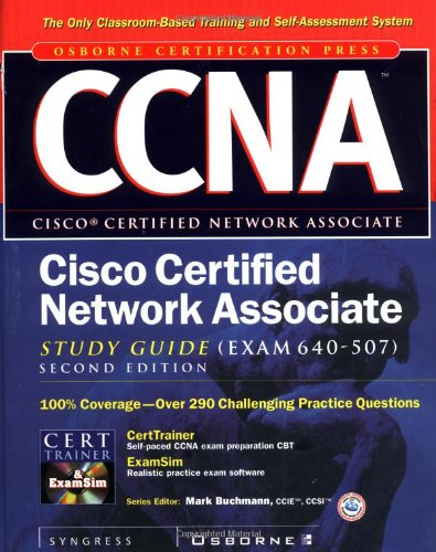 9780072126679: CCNA Cisco Certified Network Associate Study Guide (Exam 640-507), Second Edition