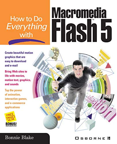 9780072127140: How To Do Everything with Macromedia Flash 5