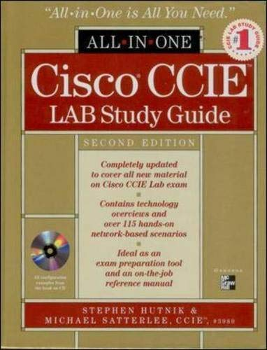 9780072127607: All-in-One Cisco(r) CCIE(tm) Lab Study Guide