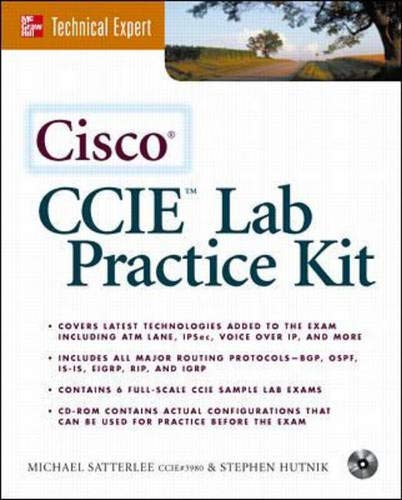 9780072127669: Cisco(r) CCIE(tm) Lab Practice Kit