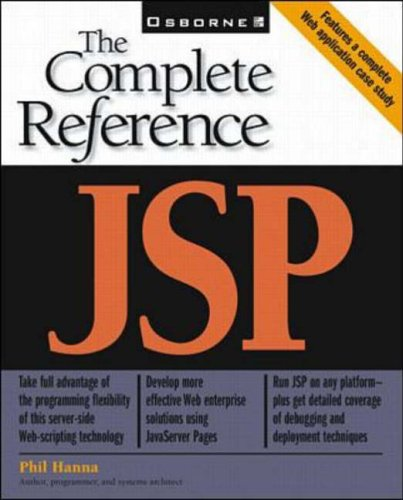 9780072127683: JSP: The Complete Reference