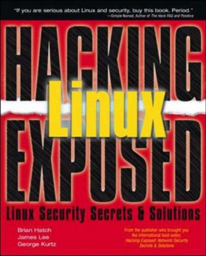 9780072127737: Linux (Hacking Exposed)