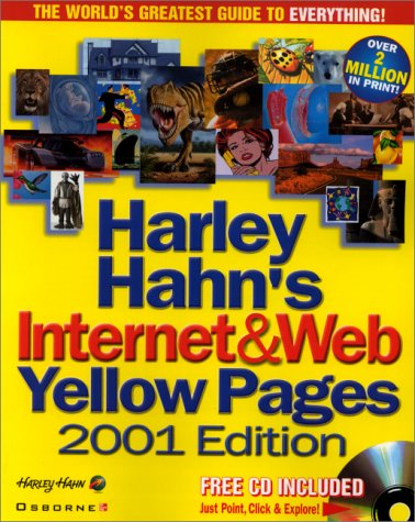 9780072127850: Harley Hahn's Internet & Web Yellow Pages