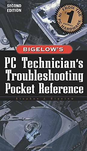 9780072129458: PC Technician's Troubleshooting Pocket Reference