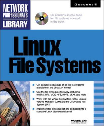 9780072129557: Linux File Systems