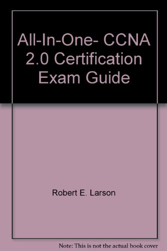 9780072129977: All-In-One CCNA Certification Exam Guide