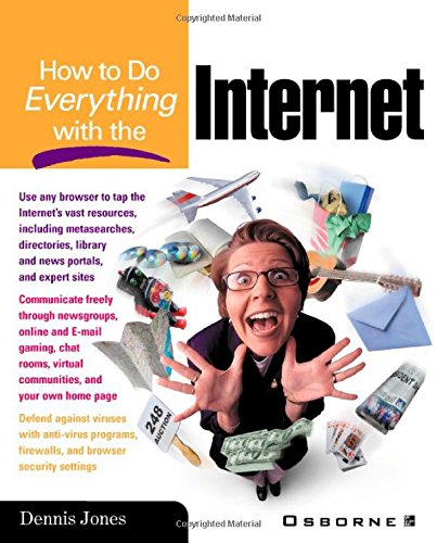 9780072130287: How to Do Everything with the Internet