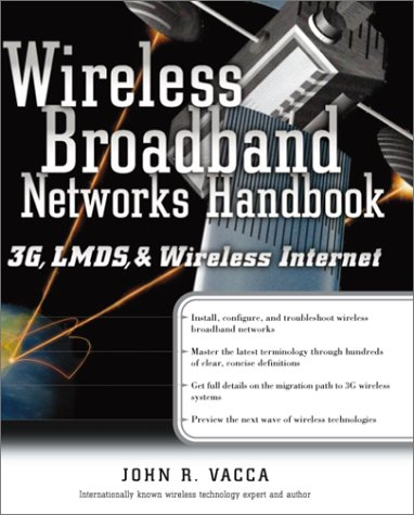 9780072130317: Wireless Broadband Networks Handbook