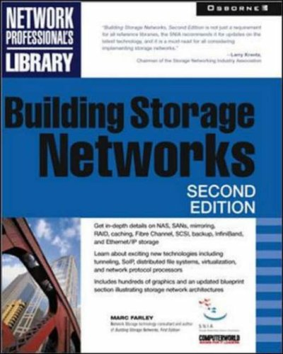 9780072130720: Building Storage Networks (Network Professional's Library)