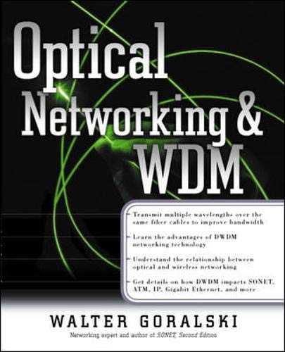 9780072130782: Optical Networking & Wdm (Standards & Protocols)
