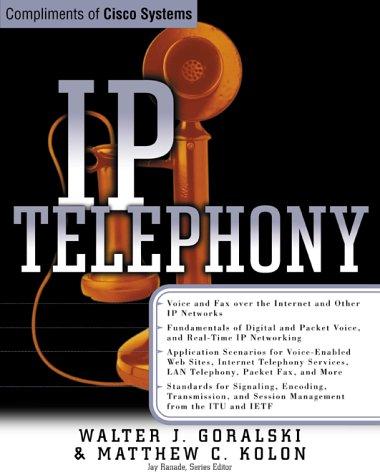 9780072130829: I P Telephony