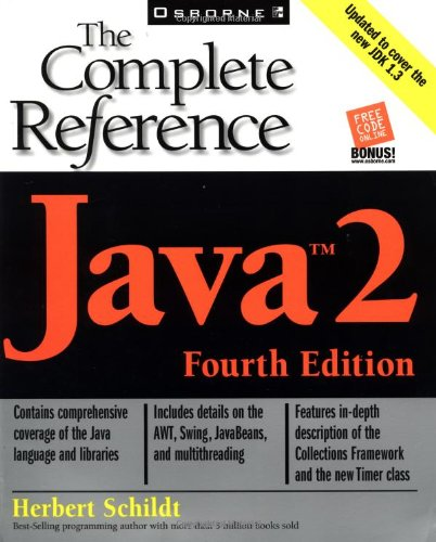 9780072130843: Java 2: The Complete Reference, Fourth Edition