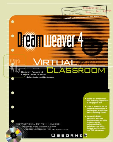 9780072131086: Dreamweaver 4 Virtual Classroom