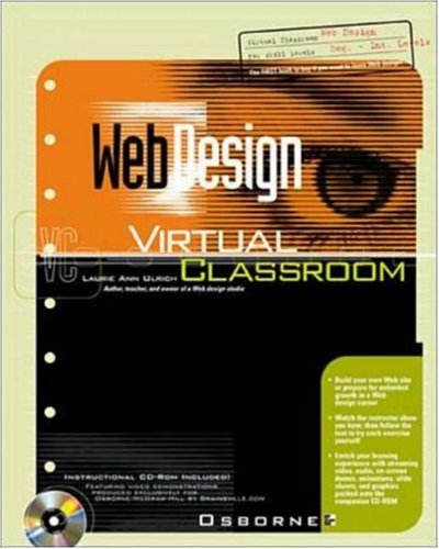 9780072131116: Web Design Virtual Classroom