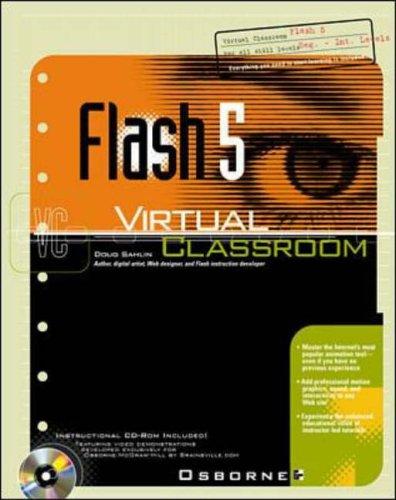 9780072131154: Flash 5 Virtual Classroom