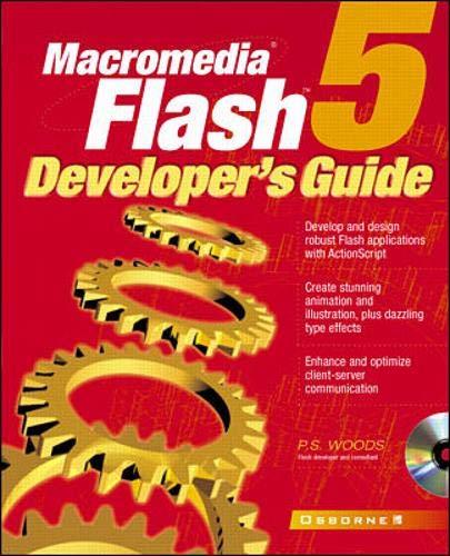 9780072131215: Macromedia Flash(tm) 5 Developer's Guide