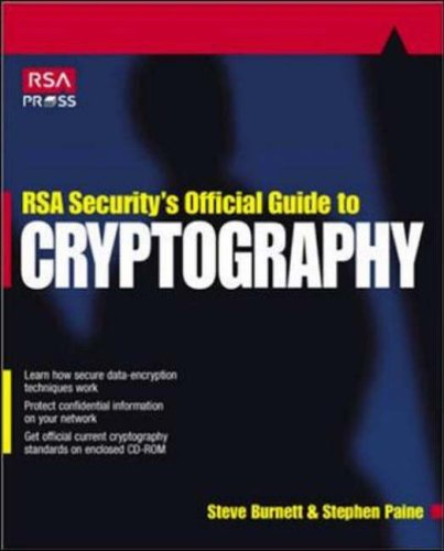 9780072131390: RSA Security's Official Guide to Cryptography (RSA Press)